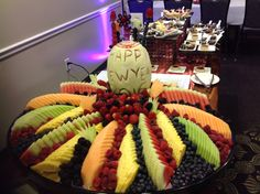 Canadian Honker Events at Apace, Rochester MN Fruit Ideas, Food To Make, Catering, How To Memorize Things, Yummy Food, Events, Table Decorations, Eat, Catering Business