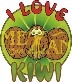 """""""I Love Kiwi"""" y otras novedades"""