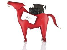 Leather Horse Desk Accessory | VacaValiente