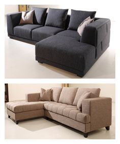 Navy Good Quality Big Sectional Sofa Made by China Supplier - Cocheen Furniture, we Cocheen Furniture are only presenting the high-end modern Furnishings Contemporary Sofa, Modern Sofa, Living Room Designs, Living Room Decor, Deep Couch, Sectional Sofa, Couches, Furniture Manufacturers, Sofa Design