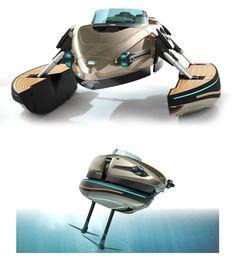 Amazing tender / catamaran / hydrofoil from Kormaran of - Vehicles Classic Sailing, Electric Boat, Small Boats, Catamaran, Water Crafts, Canoe, Bicycle Helmet, Mens Fitness, Austria