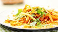 Salát s čočkou mrkví a sýrem Thai Red Curry, Ethnic Recipes, Food, Essen, Meals, Yemek, Eten