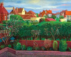 David Hockney - East Yorkshire