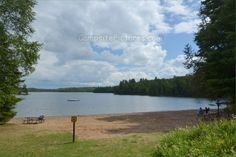 Silent Lake Provincial Park, Granit Ridge, Camping in Ontario Parks Ontario Parks, Places To Visit, Canada, Camping, Mountains, Beach, Water, Summer, Travel
