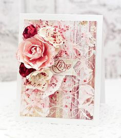 Card by Tiffany Solorio for Prima (With video), 2015