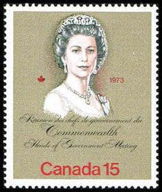 Canada Scott 621 Stamp MNH-Queen Elizabeth II-Visit to Ottawa-Mint Canadian stamp for sale-N CA Rare Stamps, Vintage Stamps, Santa Lucia, Canada Day Crafts, Elisabeth Ii, Isabel Ii, Queen Elizabeth Ii, Stamp Collecting, New Zealand