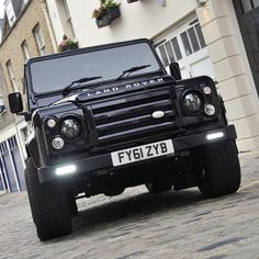 Mr. Woods finest - Alive Tuning 90 Defender