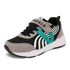 c933648288a Remiendo de la manera de Los Niños Zapatos Corrientes Al Aire Libre Zapatos  Deportivos para Niños y Niñas Ligero Transpirable Niños Zapatillas