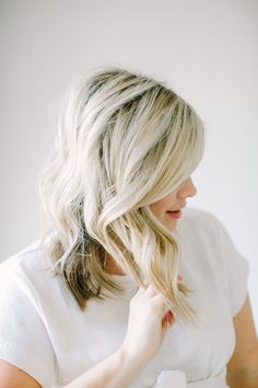 How do you keep your blonde bright?