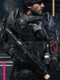 СoD: Advanced Warfare