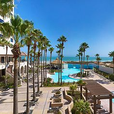 The pool at Pearl South Padre, South Padre Island, Texas | Coastalliving.com