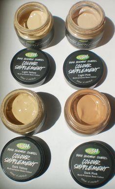 Cobertura natural sem óleos minerais. Um luxo para a tua pele! :)