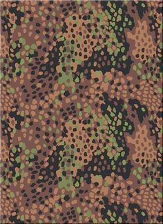 german camouflage patterns - Buscar con Google