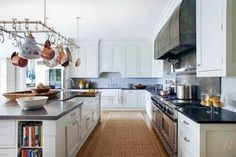 A modest kitchen in this humble Southampton, NY home [1800 x 1200] : RoomPorn
