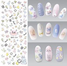 Nails Art Sticker