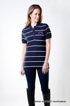 e30daaef99d20c Purveyor s of Fine Country Clothing   Field Accessories. Polo Shirt  WomenPolo ...