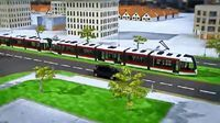 Nuevo #tranvía en Santiago de #Chile 2015-08-24 | 2 : Crónica | A(9M2OMVMS)