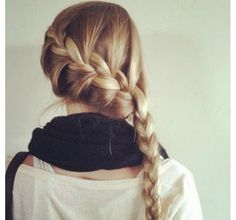 Hairstyle for fall