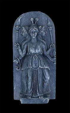 hekate plaque