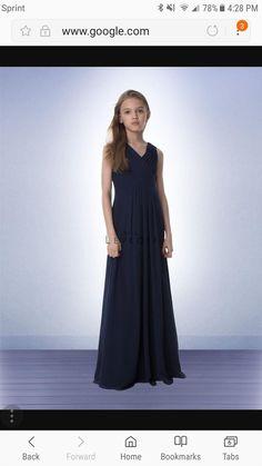 11 Best Jr. Bridesmaids Dresses images  f43668df9a2c