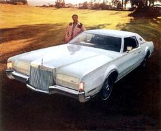 The Mark of a generation: 1972 Continental Mark IV