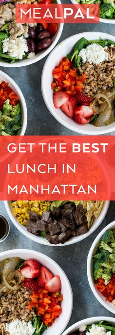 Get lunch for under $6 every day! We partner with 700+ restaurants in Manhattan (below 70th St), including Just Salad, Fresh & Co, and Dos Caminos. Reserve lunch daily and skip the line when you pick up. MealPal is members only - request an invite now to