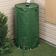 collapsible rain barrel (ebay)