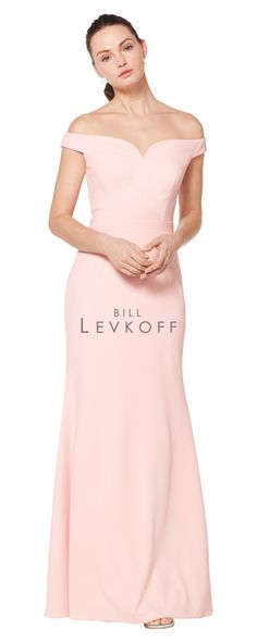 a1f7fc0b76a Bill Levkoff Bridesmaid Dress Style 1621 Bella s Bridal and Formal -  Hoover