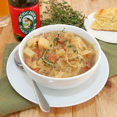 Sweet Pea's Kitchen » Sauerkraut Soup