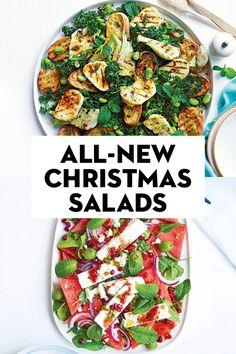 All-new Christmas salads