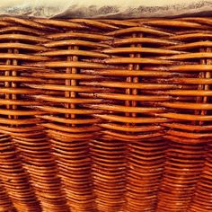 New #wicker finish: What would #you name the color?