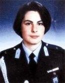 İlk Kadın ŞEHİDİMİZ  Subay Ayfer  GÖK
