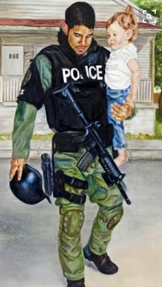 I have been there my brothers in blue.