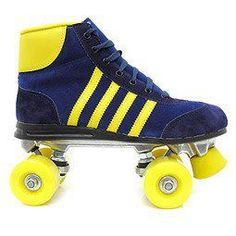 Nearly everyone had these skates when I came back to the UK. I had black leather roller disco boots. My Childhood Memories, Childhood Toys, Sweet Memories, Kids Clothesline, Roller Disco, 80s Outfit, 80s Kids, Roller Skating, Roller Rink