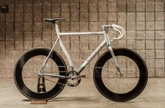 Six-Eleven Bicycle Co NAHBS Track