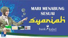 promotion for Bank Kalsel Syariah saving product