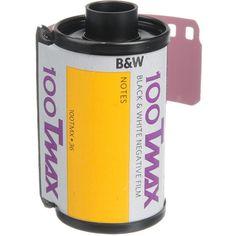 Kodak TMX 100 - $5