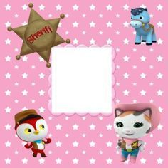 88 Sheriff Callie Characters, Sheriff Callie Birthday, Princess Peach, Cards, Fictional Characters, Appliques, Pictures, Maps, Fantasy Characters