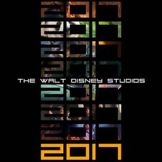 Walt Disney Studios Is Going To Rock Your Movie World in 2017!