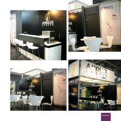 Amolux - Stand en Motortec (Madrid) + Stand Automeschanik (Frankfurt)
