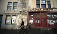 Do theatres have to close down before the government acts on the arts?The Arts Council's £11.6m budget cut can only lead to cancelled productions, job losses and boarded-up theatres. But out of sight is out of mind for this government .    Theatre blog with Lyn Gardner in The Guaridan.    Photo: People pass empty and boarded up shops in the centre of Bath in 2011. #dance #news