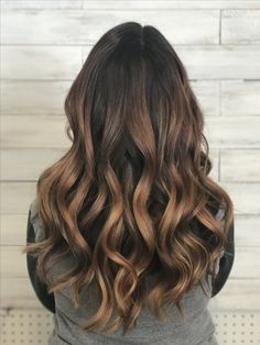 Blonde hair, Balayage, caramel Balayage, caramel, pretty hair, warm hair, brown Balayage, balyage, what should I do with my hair next, next hair color, hair color for tan skin, blended hair, dark to blonde hair.