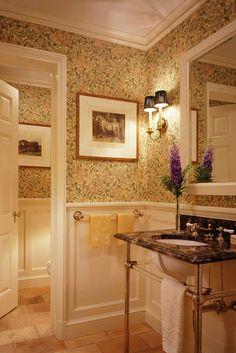 I Love Unique Home Architecture. Simply stunning architecture engineering full of charisma nature. Bathroom Vanity Store, Ada Bathroom, Bathroom Renos, Bathrooms, Im Coming Home, Bathroom Pictures, Country Estate, Bath Remodel, My Dream Home