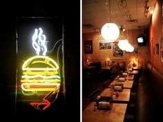 Burger Joint 119 W 56th St New York http://www.parkermeridien.com/eat4.php