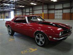 THE SIXTIES - 1968 Chevrolet Camaro Photo Gallery - ClassicCars.com & Hemmings Motor News