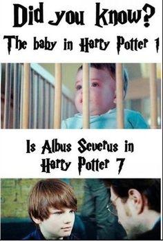 Harry Potter mind blown