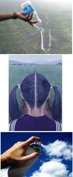 Clever Photo Illusions Will Simply Boggle Your Mind | Rotten Panda