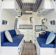 Van Living, Loft, Campervan, Bed, Furniture, Home Decor, Decoration Home, Stream Bed, Room Decor