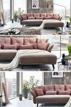 Robust Und Stylisch   Die Couch Aus Leder Ist Ein Absoluter Hingucker Und  Dazu Noch Höchst Komfortabel. Jetzt Versandkostenfrei Bestellen Auf: Httu2026