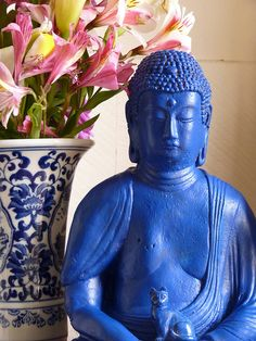 blue buddha ჱ ܓ ჱ ᴀ ρᴇᴀcᴇғυʟ ρᴀʀᴀᴅısᴇ ჱ ܓ ჱ ✿⊱╮ ♡ ❊ ** Buona giornata ** ❊ ~ ❤✿❤ ♫ ♥ X ღɱɧღ ❤ ~ Wed 14th Jan 2015